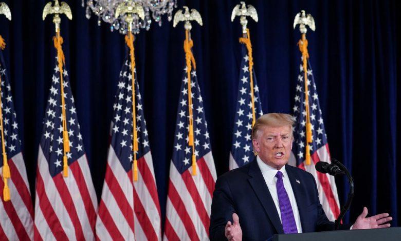 Donald Trump prometió que la semana que viene tomará medidas contra el rechazo en la ONU de extender el embargo de armas a Irán