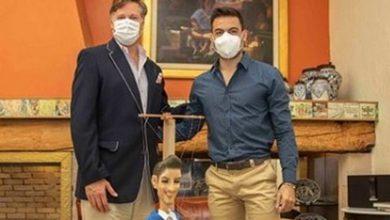 Photo of Por qué Carlos Rivera conoció a Christopher Landau, el embajador de Estados Unidos en México
