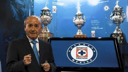 Guillermo Álvarez Cuevas es acusado de lavado de activos (Foto: Captura de pantalla / Cruz Azul)